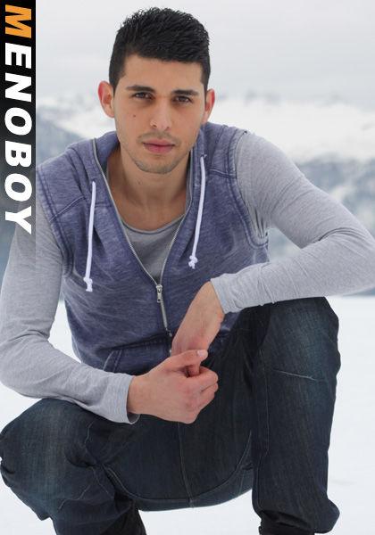 Sofien Fierce gay porn actor