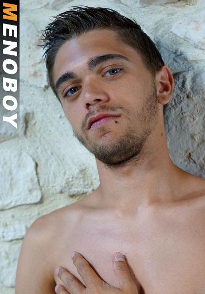 Spencer Solaz gay porn actor