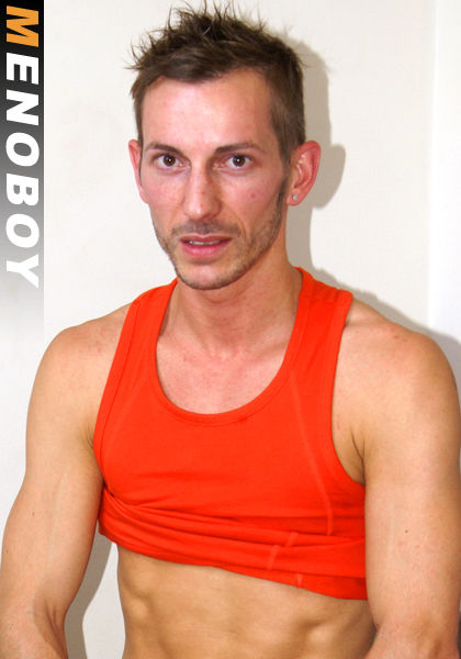 Nils Angelson gay porn actor