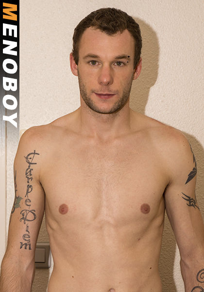 Guillaume Wayne gay porn actor