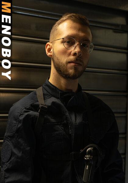 Paul Dubois gay porn actor